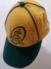 John Eales Rugby Union Signed Australia Wallabies Cap World Cup Champ Captain