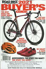 ROAD BIKE ACTION MAGAZINE,  2021 BUYER'S GUIDE    ISSUE, 2021