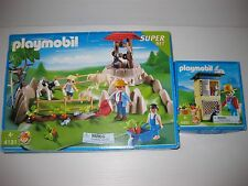 Playmobil 4131 4491 COUNTRY LIFE Farm, Animals,  Garden, Wishing Well, Tool LOT