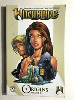 WITCHBLADE Origins volume 2 (2008) Image Top Cow Comics TPB 1st VG+