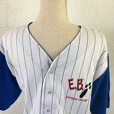 Energizer Bunny 1994 Baseball Jersey Size XL Advertising NWOT Vintage EMB Cotton