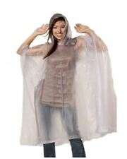 Pennine Adults Reuseable British Summer Poncho Festival Camping Clear Rain Coat