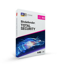 Bitdefender Total Security 2020 - 5 Device / 1-Year - CD