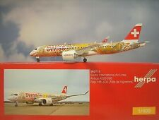 Herpa Wings 1:400  Airbus A220-300 Swiss Airlines HB-JCA 562713 Modellairport500