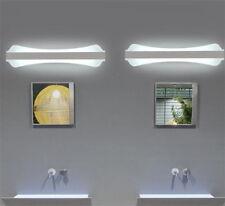 Modern Bathroom Waterproof Mirror Front Lighting LED Rectangle Wall Light