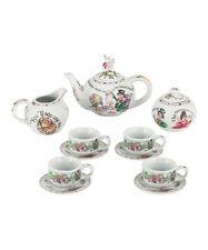 Cardew Design Alice in Wonderland Miniature Collector Tea Set   New in Box
