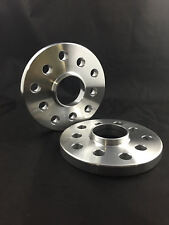 HUB CENTRIC WHEEL SPACERS ADAPTERS ¦ 5X112 ¦ 57.1 CB ¦ 14X1.5 STUDS  ¦ 15MM