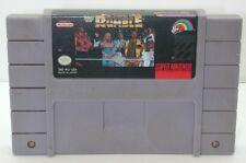 Super Nintendo WWF Royal Rumble Game Cartridge, Works R13636