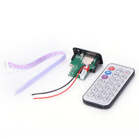 5-12V MP3 Decoder Board Module U disk TF Card USB Amplifier Speaker Audio HV