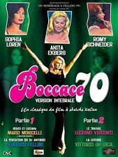 Affiche 120x160cm BOCCACE 70 Romy Schneider, Anita Ekberg, Marisa Solinas R NEUV