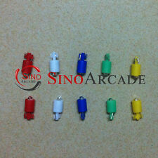 10 pcs of Arcade 12V DC LED Lamp for Illuminated Push buttons 5 colors available