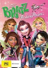 Bratz Fashion Pixiez (DVD, 2007)