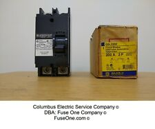 Square D Q2L2200 Circuit Breaker, 200 Ampere, 240 Vac,2-Pole, Series Qb