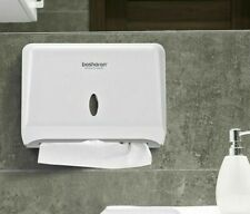 Modern Style Hand Towel Paper Dispenser Tissue Box Wall Mounted Toilet Paper New