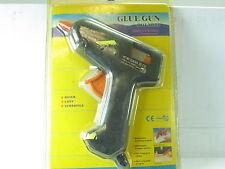 Glue Gun Strom Heißklebepistole mit zwei Klebstoffstangen OVP (y2364)
