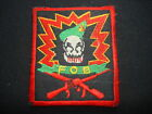 Vietnam War Patch US 5th Special Forces Group Forward Operation Base FOB-2