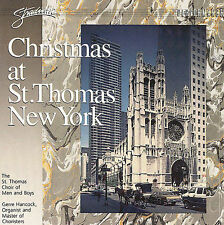 Christmas at St. Thomas New York by St. Thomas Choir of Men and Boys (CD, Specia