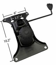 Replacement Chair Tilt Mechanism for Office, Swivel, Task, & Desk Chairs - S2979