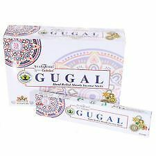 Stamford Goloka - Gugal Masala Incense Sticks - 15g each (Pack of 12)