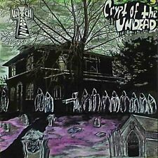 WITCHCROSS - Crypt Of The Undead (NEW*US METAL*RAVENSTHORN*COVEN*OVERKILL)
