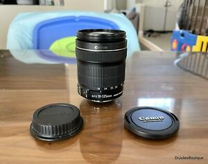 Canon EF-S 18-135mm f/3.5-5.6 IS STM Lens for Canon SLR Cameras ~MINT