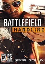 Battlefield Hardline origin pc key region free