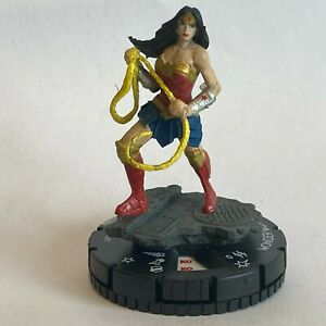 DC HeroClix Wonder Woman 80th Anniversary - Wonder Woman #001