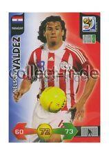 Adrenalyn WM World Cup 2010 - 274 - Nelson Valdez - Paraguay