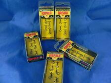 5 enveloppes 6 pièces hameçon triple Rapala à lire! description pêche spinning,