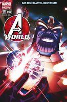 Avengers World 4 (Finalausgabe) - Panini Comics 2015 - deutsch - NEUWARE -