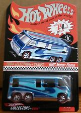 HOT WHEELS RED LINE CLUB 2004 SELECTIONS SERIES GMC MOTOR HOME, EXCELLENT COND