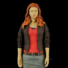 """5"""" Doctor Who Action Figure Amy Pond Mini Skirt Leather Jacket Loose New 125"""
