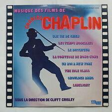 Musique des films de CHARLES CHAPLIN 10246 CLIFFT CRISLEY