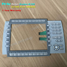 New Membrane Keypad for Beijer Exeter-K100 E1100 Pro+ 06045C One Year Warranty