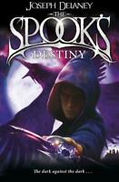The Spook's Destiny: Book 8 (The Wardstone Chronicles) by Delaney, Joseph, NEW B