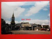 PHOTO  OBAM RAILWAY STATION 1985 EXTERIOR VIEW