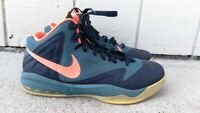 NIKE AIR SPACE MAX PREMIERE SIZE 9.5  MENS BASKETBALL SHOES