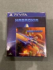 Habroxia Limited Edition Playstation (PS) Vita, EastAsiaSoft *NEW, SEALED*
