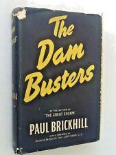 The Dam Busters by Paul Brickhill - Hardback 1955