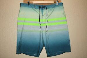"HURLEY Mens 36"" Waist Recycler Boardshorts/Surf/Swim Combine ship Discount"