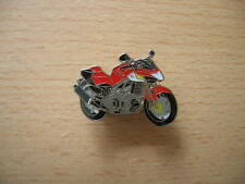 Pin SPILLA CAGIVA V RAPTOR ROSSO RED MOTO ART. 0770 badge spilla
