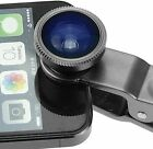 Universal 3 in 1 Camera Lens Kit SmartPhone Including Fish Eye/Macro/Wide Angle