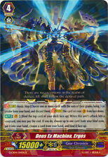 1x Cardfight!! Vanguard Deus Ex Machina, Ergos - G-CB04/014EN - R Near Mint