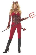 Sexy She Devil Adult Women Costume Fancy Dress Size Large