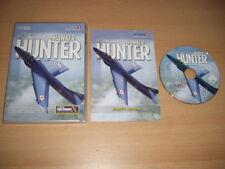 HAWKER HUNTER  Pc Add-On Microsoft Flight Simulator Sim X & 2004  FS2004  FSX