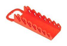 "Ernst 5072  7 Tool ""Gripper"" Stubby Wrench Organizer - Red"