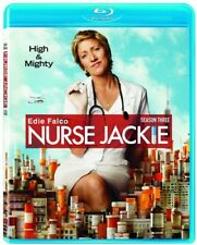 Nurse Jackie: Season 3 [New Blu-ray] Digital Theater System, Subtitled, Widesc