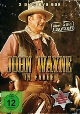 John Wayne in Farbe - 6 Filme [2 DVDs]  NEU/OVP
