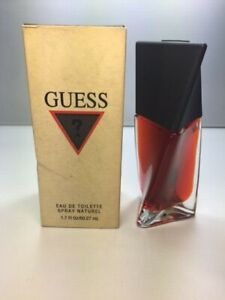 Guess Guess original edt 50 ml. Rare, vintage first edition. Sealed