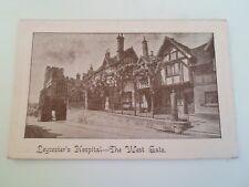 Vintage PC Leycester's Hospital, The West Gate  (Home for Ex Servicemen)   §A822